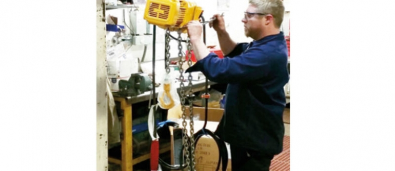 Dependable Hoist Services in Minneapolis, MN