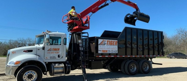 Renting a Roll Off Dumpster in San Antonio TX is Easy and Cost-Effective
