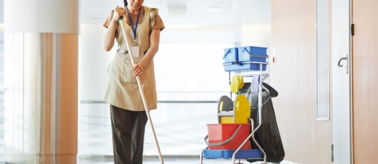 Call Professionals to Do House Cleaning in Nassau County
