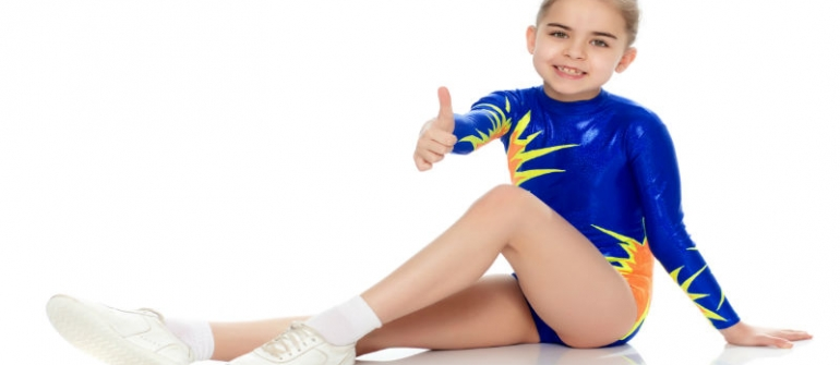 Selecting Practical and Attractive Gymnastics Apparel for Your Children