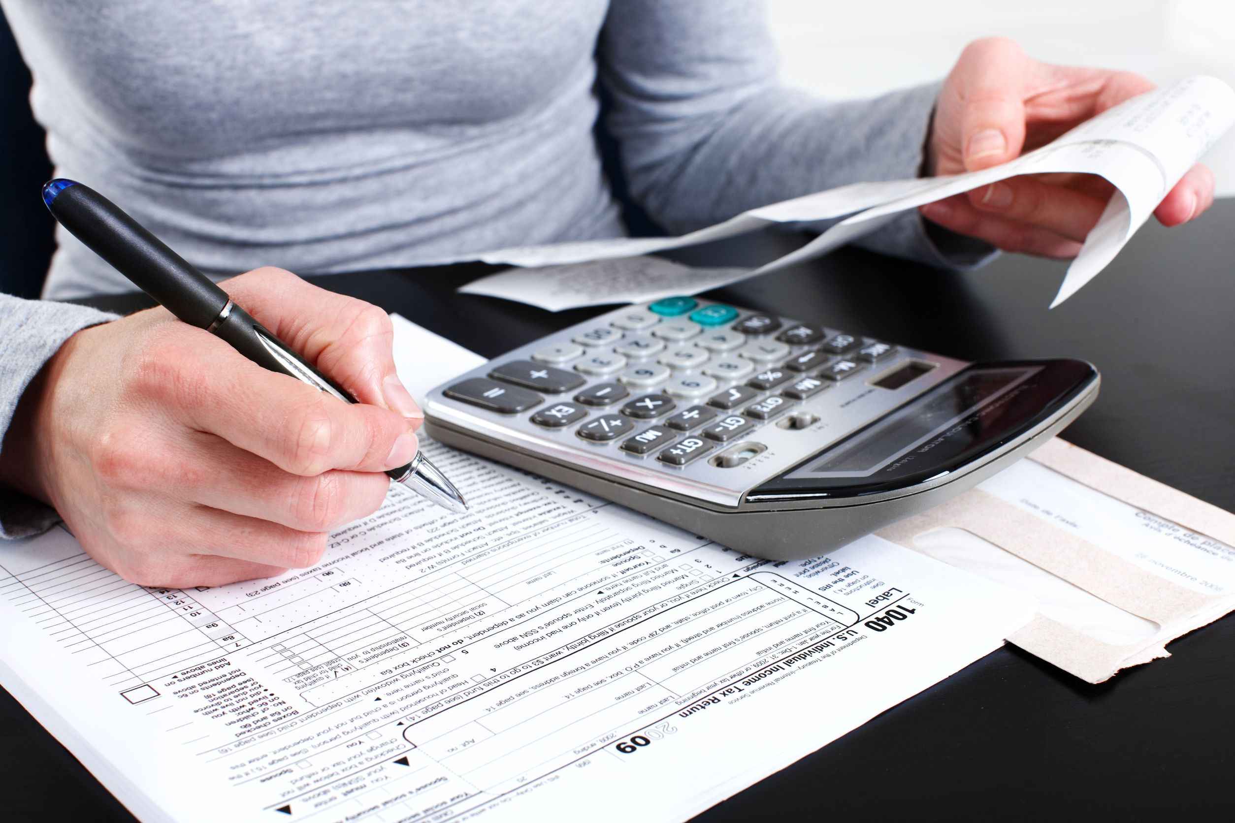 Get Control of Your Taxes With Help From Professionals
