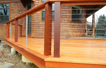 See how Stair Railings can Make a Difference in Form and Function